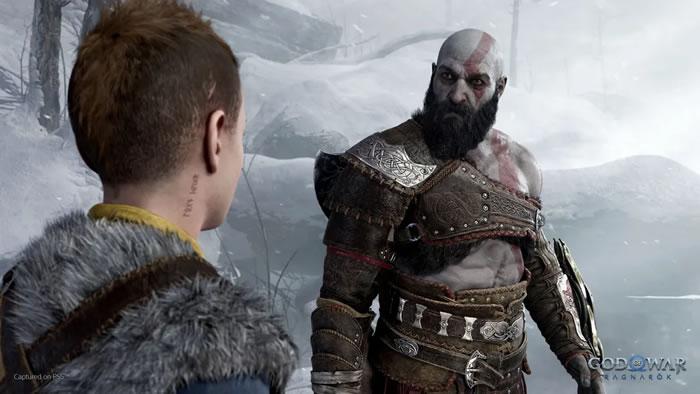 「God of War Ragnarök」
