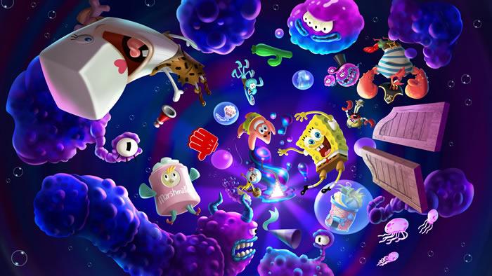 「SpongeBob SquarePants: The Cosmic Shake」