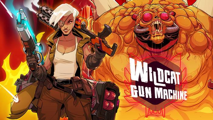 「Wildcat Gun Machine」