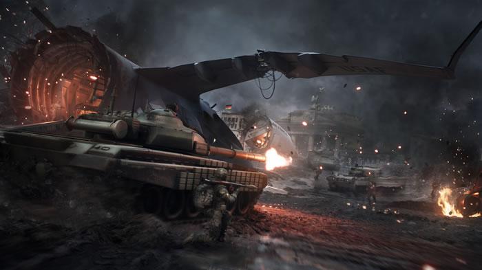 「World War 3」