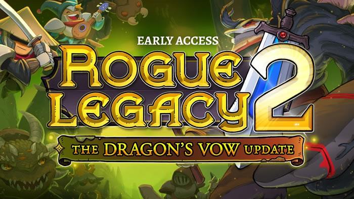 「Rogue Legacy 2」