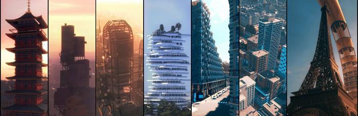 「The Architect: Paris」