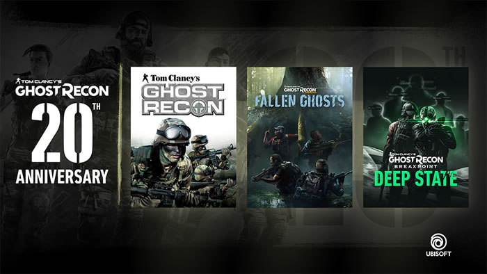 「Ghost Recon」