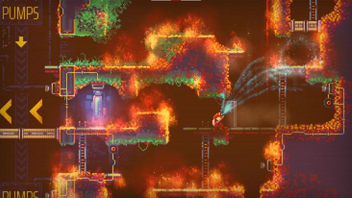 「Nuclear Blaze」