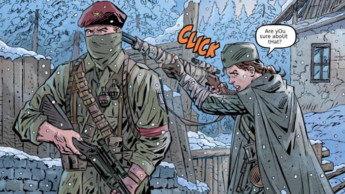 「Call of Duty: Vanguard」