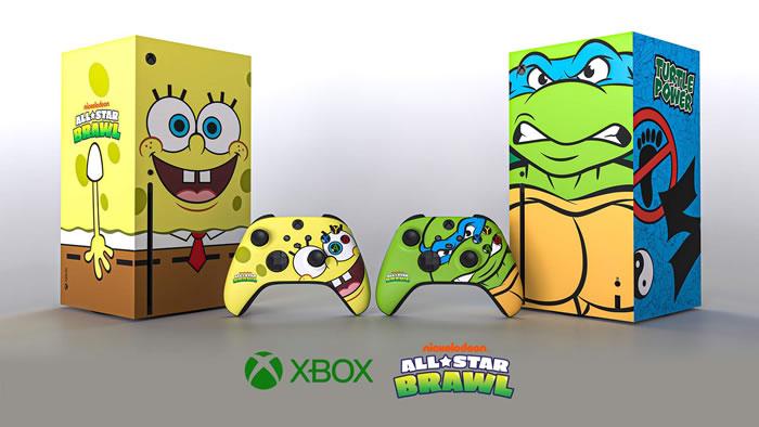 「Nickelodeon All-Star Brawl」