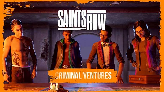 「Saints Row」