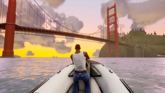 「Grand Theft Auto: The Trilogy」