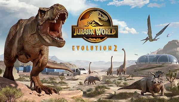 「Jurassic World Evolution 2」